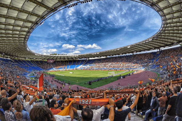 Football Tour Italy Stadium