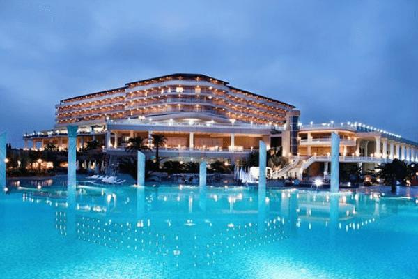 Turkey Football Tour Hotel