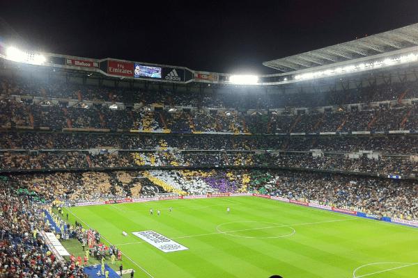 Spanish Football Tour Stadium