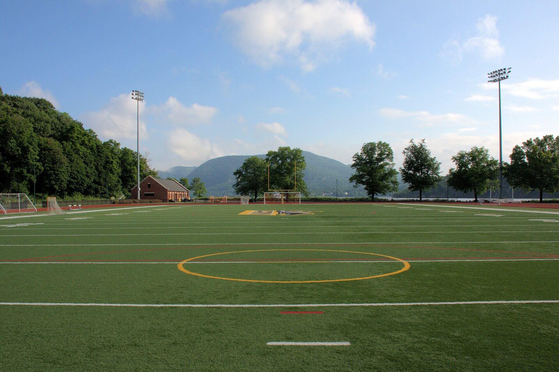 USA Soccer Tour Field