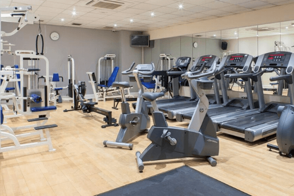 Football Tournament Hotel Gym