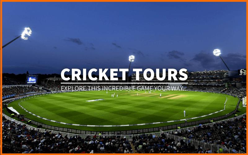 Cricket Tours Button