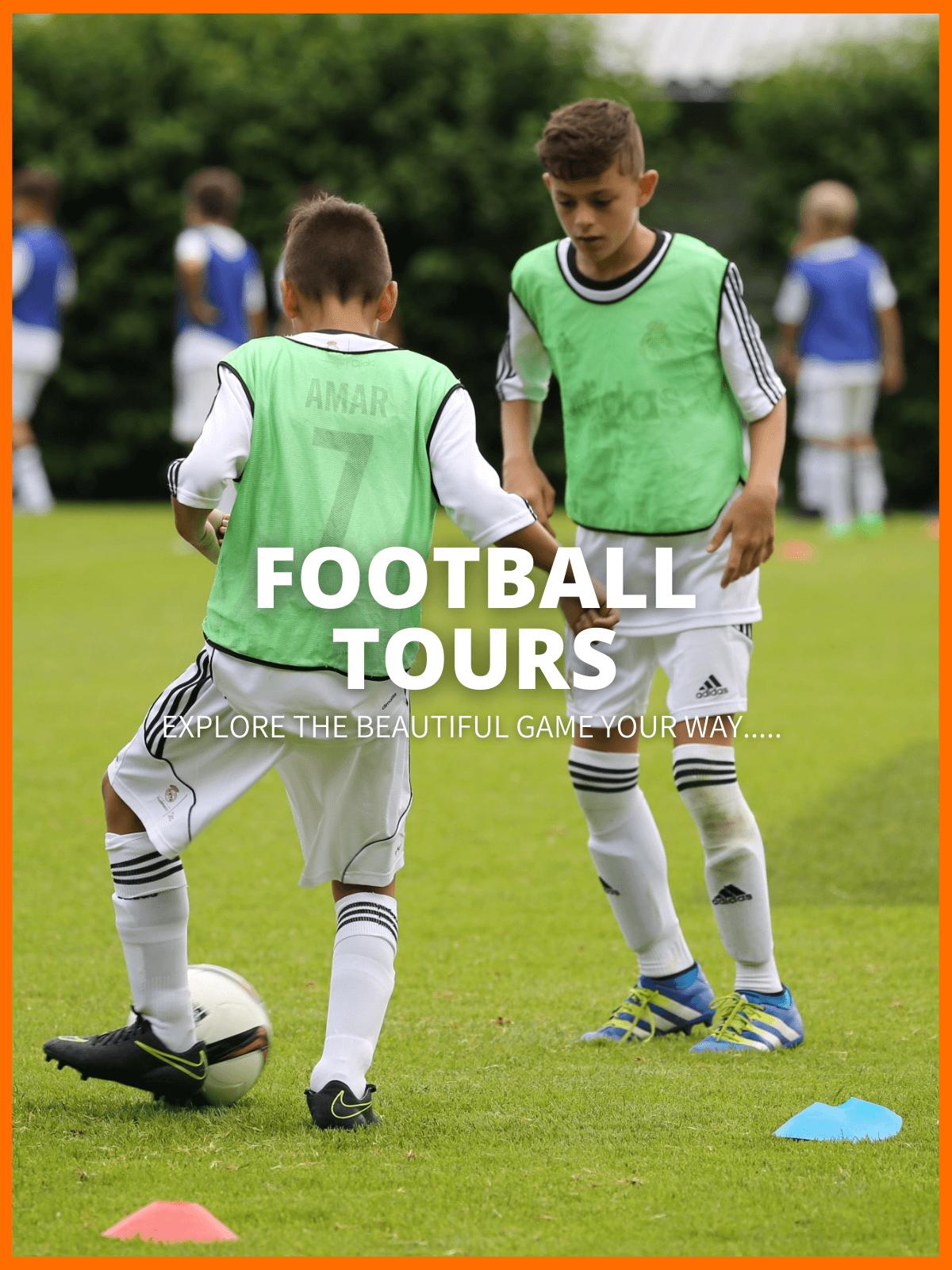 Football Tours Button